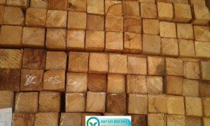 Lò sấy gỗ thủ công