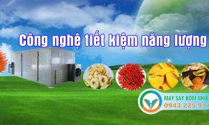 Máy sấy nông sản-Công nghệ sấy nông sản mới.