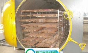Tìm hiểu ứng dụng lò sấy gỗ