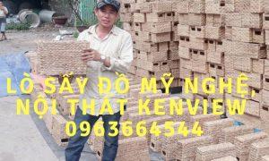 Kenview cung cấp lò sấy hàng thủ công mỹ nghệ ở TP. Hồ Chí Minh