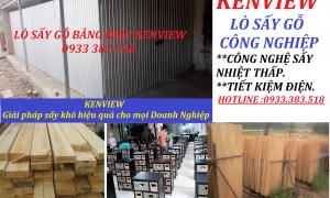 Nguyên lý hoạt động lò sấy gỗ bằng điện Kenview- Máy sấy gỗ công nghệ mới. 0933.383.518