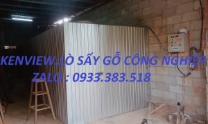 Công nghệ sấy gỗ loại nào tốt nhất? Lò sấy gỗ nhiệt thấp Kenview 0933 383 518