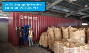 Máy sấy mây tre lá đan xuất khẩu