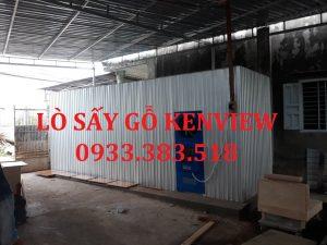 Kenview lắp đặt lò sấy gỗ bằng điện tại Phan Thiết, Bình Thuận. 0933.383.518