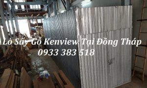 Lò sấy gỗ bằng điện Kenview -lắp đặt lò sấy gỗ tại Đồng Tháp.0933383518
