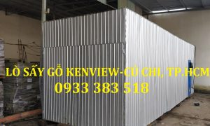 Kenview cung cấp lò sấy gỗ bằng điện tại Củ Chi. 0933 383 518