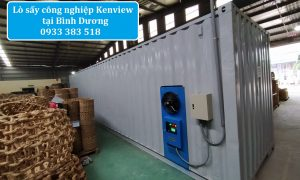 Lò sấy gỗ bằng điện Kenview – Kenview Electric Wood Dryer