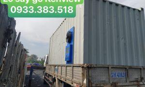 Lò sấy công nghiệp Kenview tại Trảng Bom Đồng  Nai. Sấy đồ mỹ nghệ, nội thất