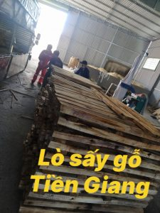 Lắp đặt lò sấy gỗ 220V tại Tiền Giang